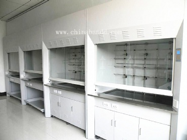 Laboratory Steel Fume Cupboards