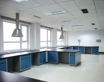 all steel side bench/laboratory work bench