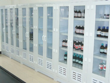 PP material Storage Cabinet