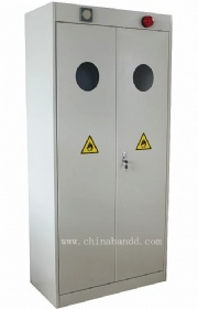 all steel gas cylinder cabinet